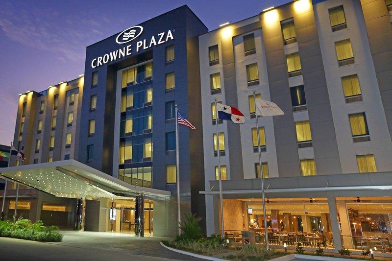 Crowne Plaza Panama Airport-Hotel Crowne Plaza Panama Airport<br/>Image from Leonardo