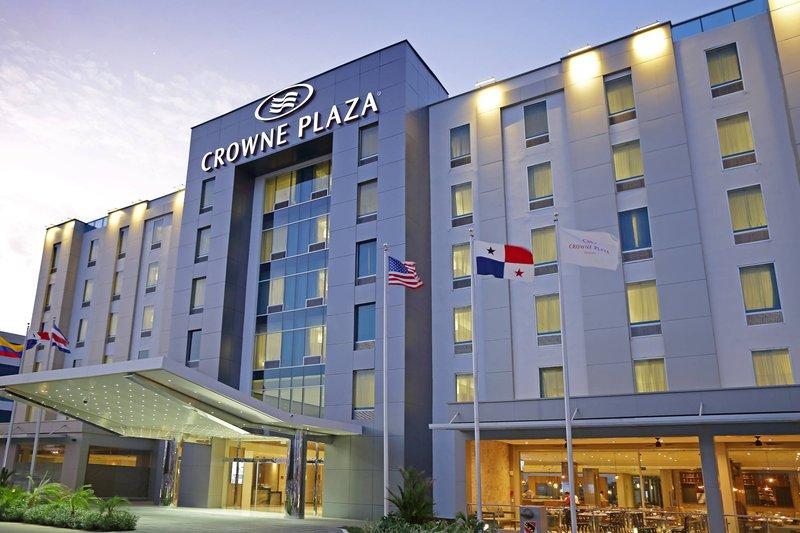 Crowne Plaza Panama Airport-Hotel Panama Airport Tocumen, Crowne Plaza Airport<br/>Image from Leonardo