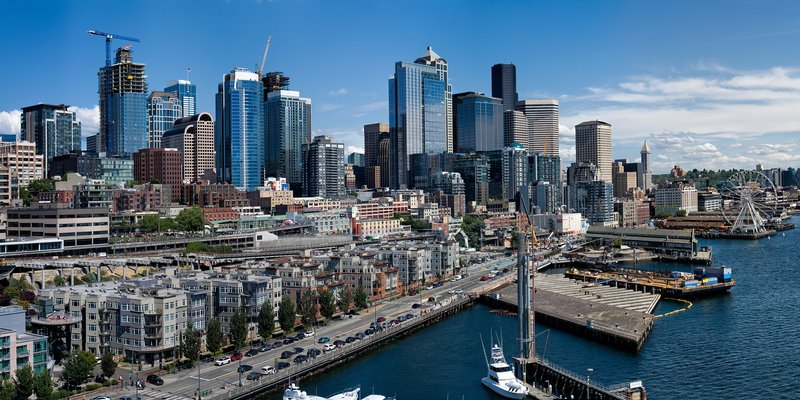 Crowne Plaza Seattle-Downtown-Stay with us pre or post-cruise from the Port of Seattle<br/>Image from Leonardo