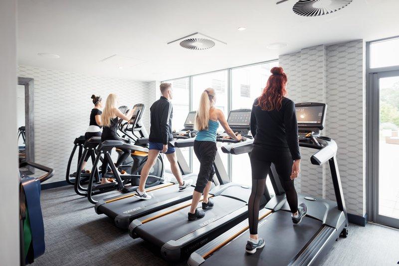 Holiday Inn Winchester-ANA Spa Gym<br/>Image from Leonardo