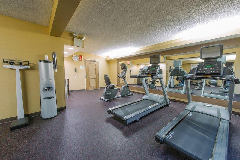 Holiday Inn Mt. Kisco-Fitness Center<br/>Image from Leonardo