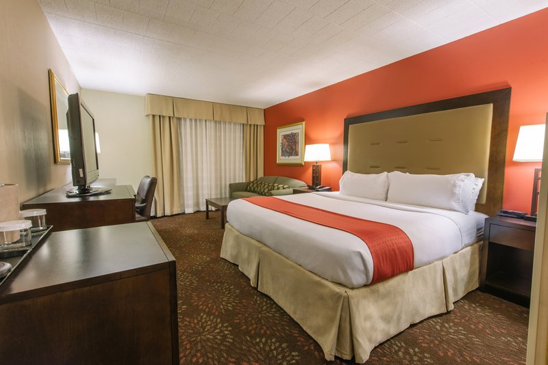 Holiday Inn Mt. Kisco-Sleeper sofas available <br/>Image from Leonardo