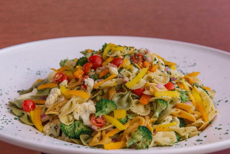 Holiday Inn Mt. Kisco-Savory Pasta Salad<br/>Image from Leonardo