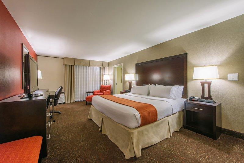 Holiday Inn Mt. Kisco-King Bed Guest Room<br/>Image from Leonardo