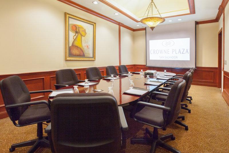 Crowne Plaza San Salvador-Juayua Boardroom<br/>Image from Leonardo