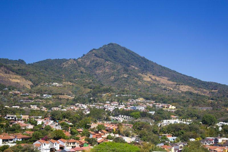 Crowne Plaza San Salvador-Volcano View<br/>Image from Leonardo