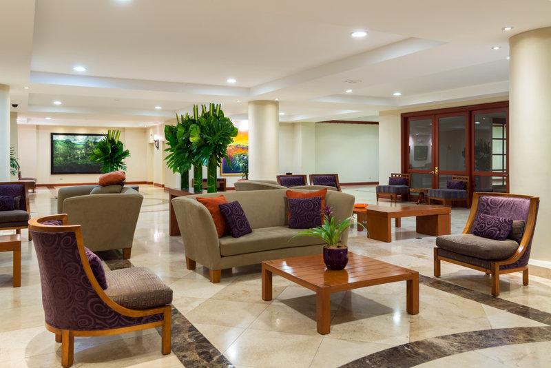 Crowne Plaza San Salvador-Hotel Lobby<br/>Image from Leonardo