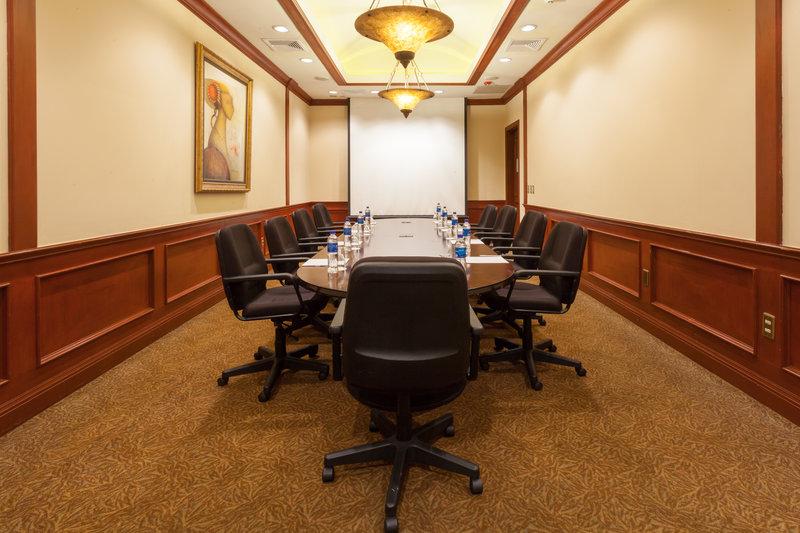 Crowne Plaza San Salvador-Meeting Room<br/>Image from Leonardo