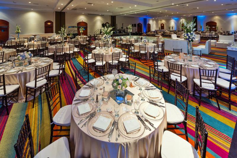 Crowne Plaza San Salvador-Americas Ballroom<br/>Image from Leonardo