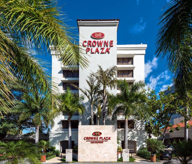 Crowne Plaza San Salvador-Hotel Exterior<br/>Image from Leonardo