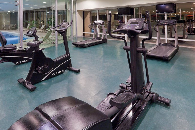 Crowne Plaza Torreon-Gym<br/>Image from Leonardo
