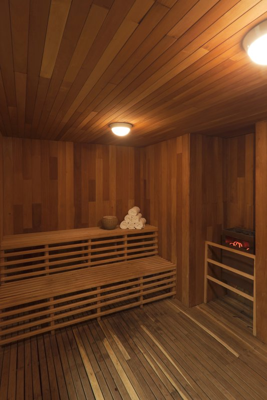 Crowne Plaza Torreon-Sauna<br/>Image from Leonardo