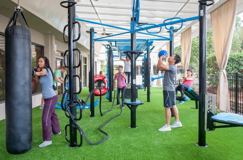Crowne Plaza Executive Center Baton Rouge-Free weights, machines and more, we have it all!<br/>Image from Leonardo