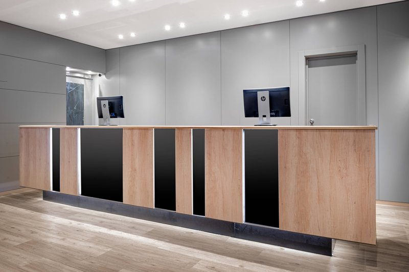 AC La Rioja-Front Desk<br/>Image from Leonardo
