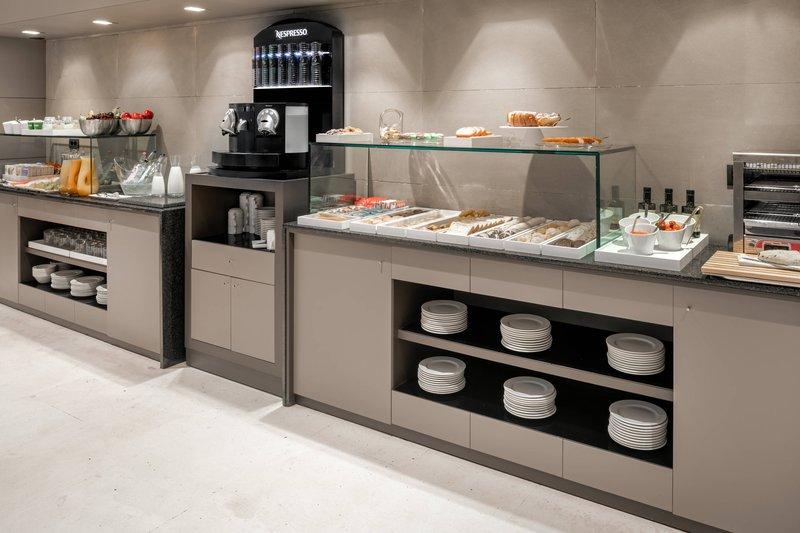 AC La Rioja-Breakfast Area<br/>Image from Leonardo