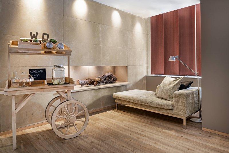 AC La Rioja-Lobby - Details<br/>Image from Leonardo
