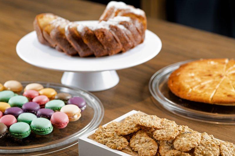 AC La Rioja-Breakfast Buffet - Pastry<br/>Image from Leonardo