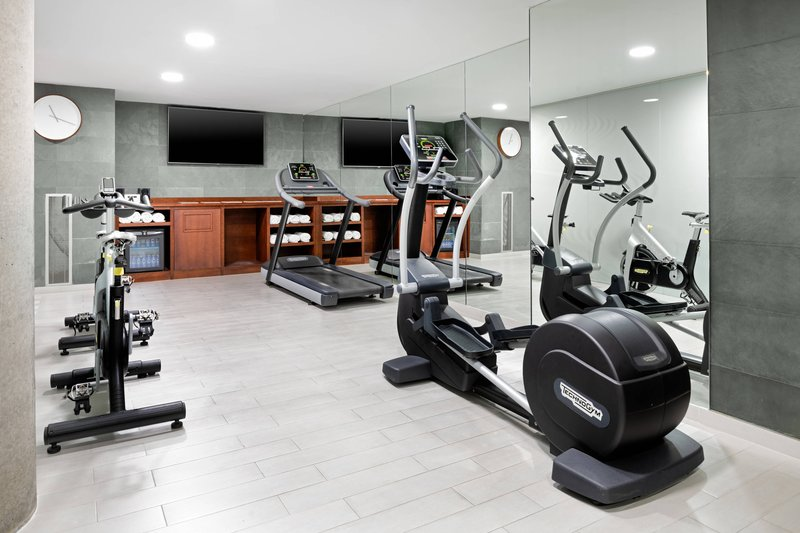 AC La Rioja-Fitness Room<br/>Image from Leonardo