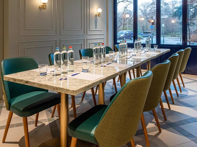 Mercure Antwerp City Centre-Meeting Room<br/>Image from Leonardo