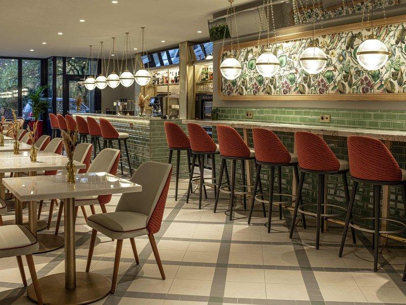 Mercure Antwerp City Centre-Restaurant<br/>Image from Leonardo