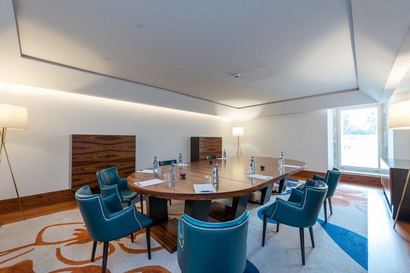 Palacio Do Governador-Meeting Room Sao Miguel<br/>Image from Leonardo