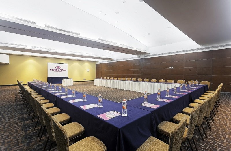 Crowne Plaza Villahermosa-Conference Room<br/>Image from Leonardo