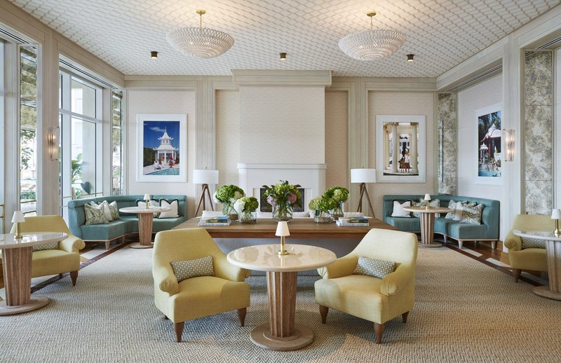 Four Seasons Resort Palm Beach-Florie's Lounge<br/>Image from Leonardo
