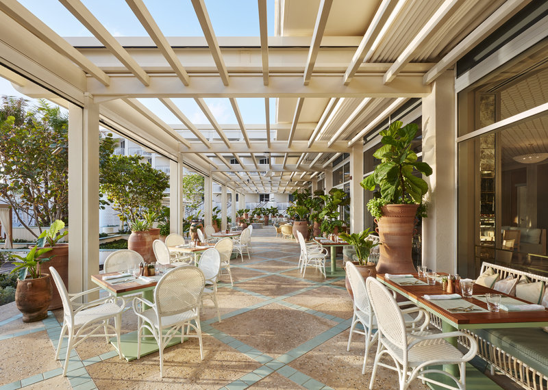 Four Seasons Resort Palm Beach-Florie's Terrace<br/>Image from Leonardo