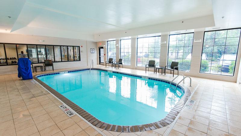 Staybridge Suites Wilmington-Swimming Pool<br/>Image from Leonardo