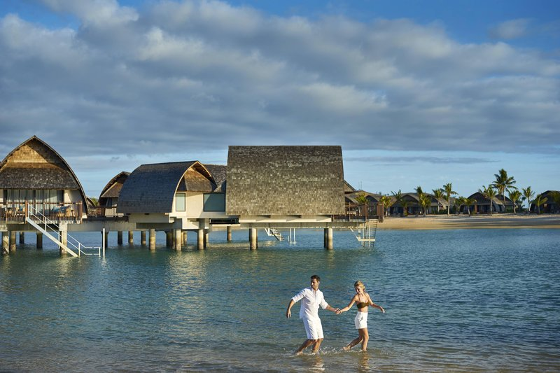 Fiji Marriott Resort Momi Bay-Over Water Bures<br/>Image from Leonardo