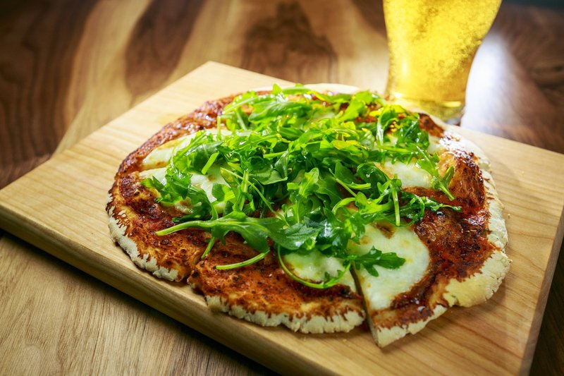 Delta Hotels by Marriott Victoria Ocean Point Resort-LURE - Tomato Flat Bread<br/>Image from Leonardo