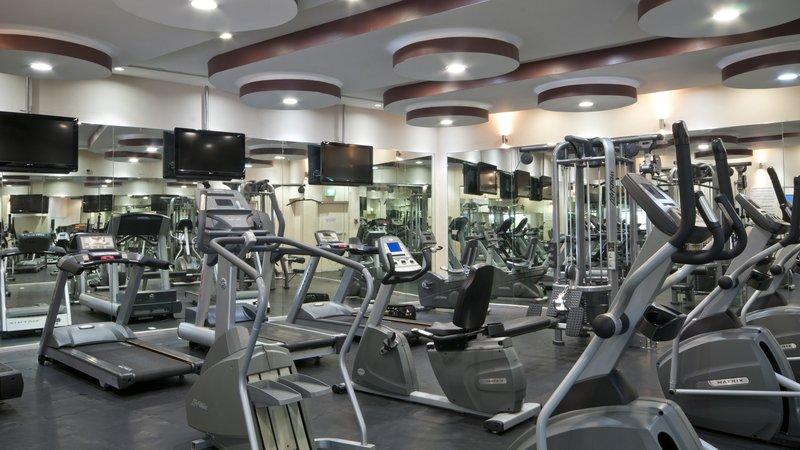 Holiday Inn Ciudad Del Carmen-Gym<br/>Image from Leonardo