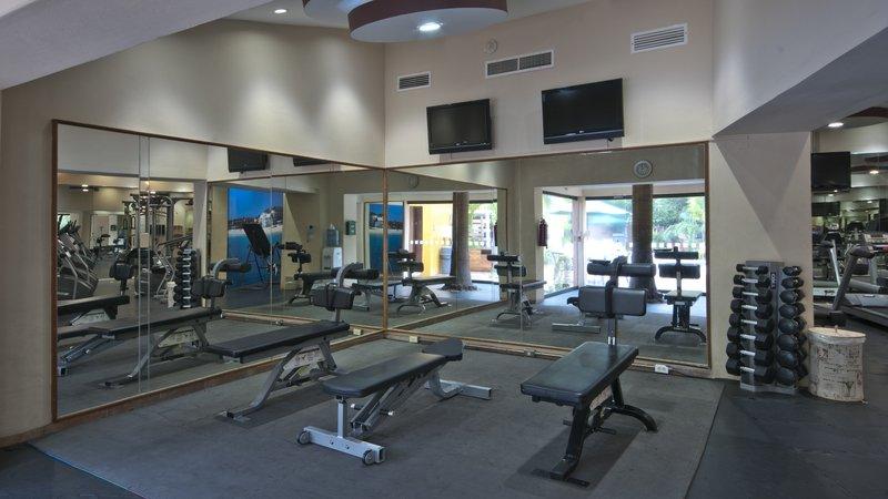 Holiday Inn Ciudad Del Carmen-Fitness Center<br/>Image from Leonardo