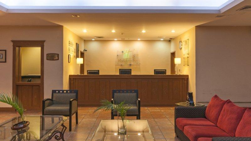 Holiday Inn Ciudad Del Carmen-Front Desk<br/>Image from Leonardo