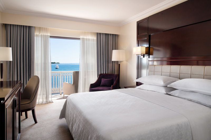 Saletoga Sands Resorts-King Harbor View Guest Room<br/>Image from Leonardo