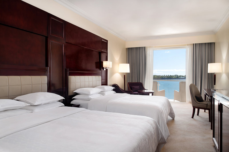 Sheraton Samoa Aggie Grey's Hotel & Bungalows-Queen/Queen Harbor View Guest Room<br/>Image from Leonardo