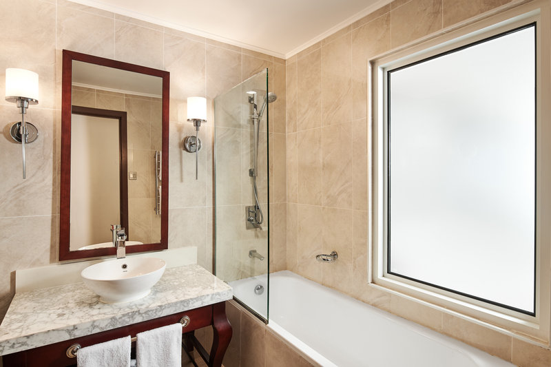 Saletoga Sands Resorts-Harbor View Guest Bathroom<br/>Image from Leonardo