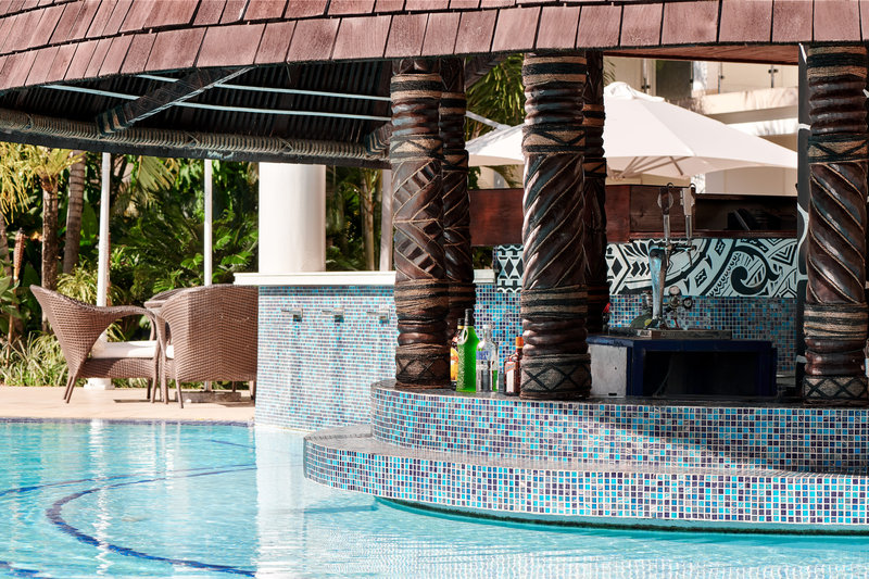 Sheraton Samoa Aggie Grey's Hotel & Bungalows-Pool Bar<br/>Image from Leonardo