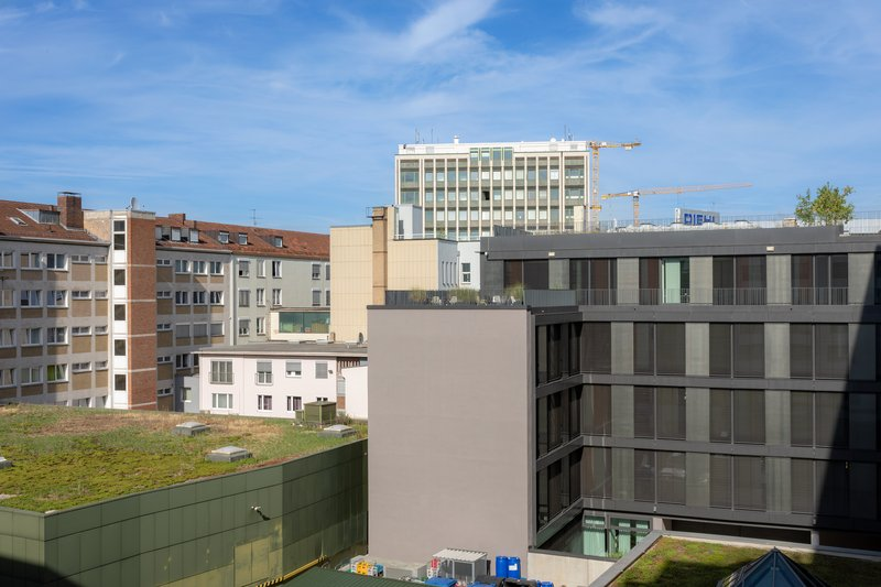Sheraton Carlton Hotel Nuernberg-Superior Guest Room Courtyard View<br/>Image from Leonardo