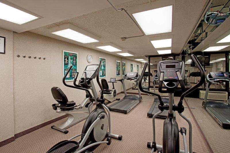 Holiday Inn Burbank - Media Center-Fitness Center<br/>Image from Leonardo