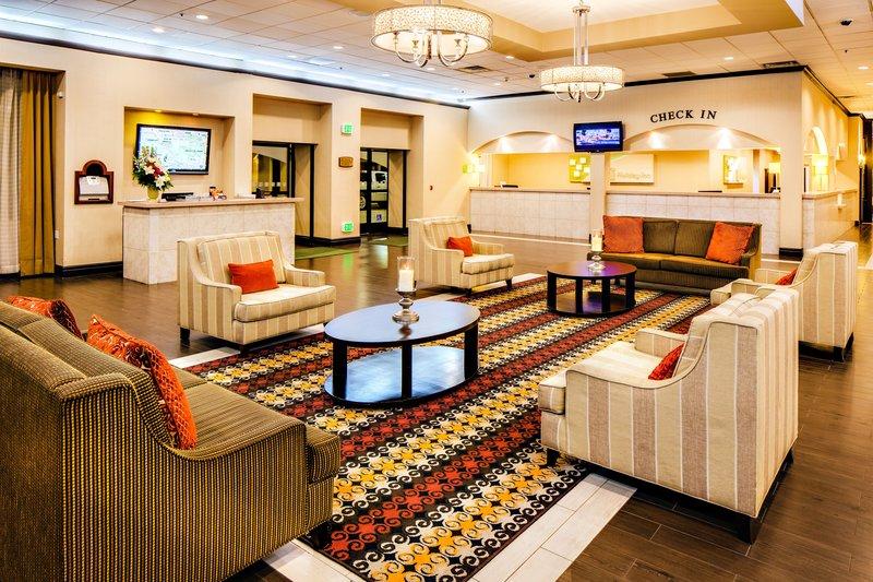 Holiday Inn Burbank - Media Center-Holiday Inn Burbank-Media Center Lobby<br/>Image from Leonardo
