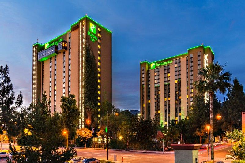 Holiday Inn Burbank - Media Center-Holiday Inn Burbank-Media Center Burbank Hotel<br/>Image from Leonardo