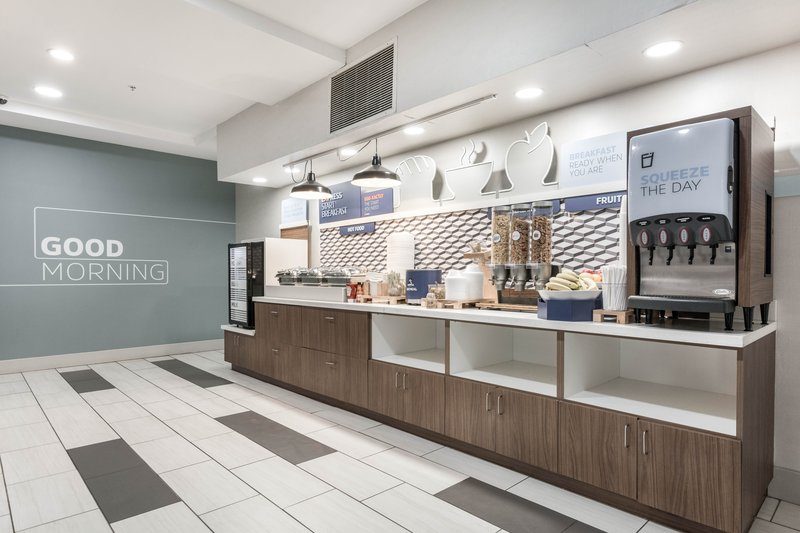 Holiday Inn Express Suites Jasper-Breakfast Bar<br/>Image from Leonardo