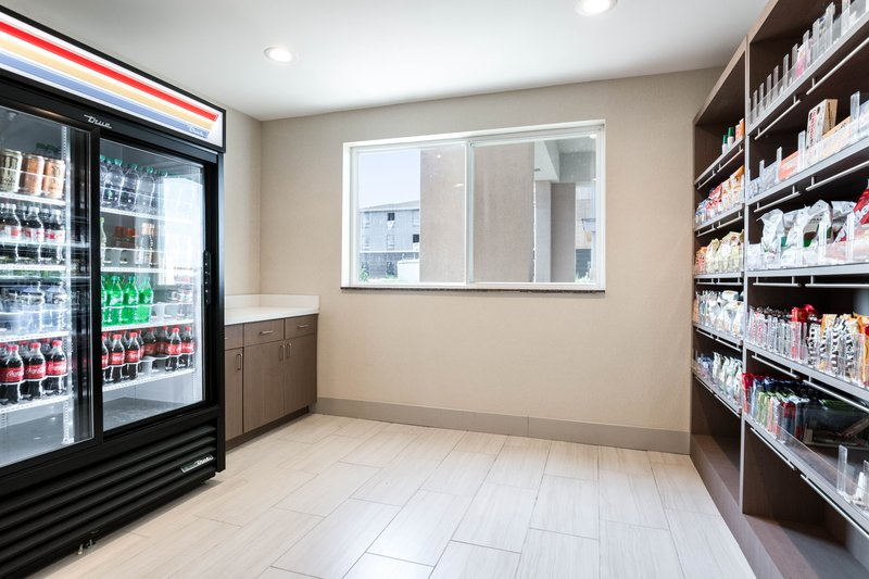Holiday Inn Express Suites Jasper-Vending<br/>Image from Leonardo