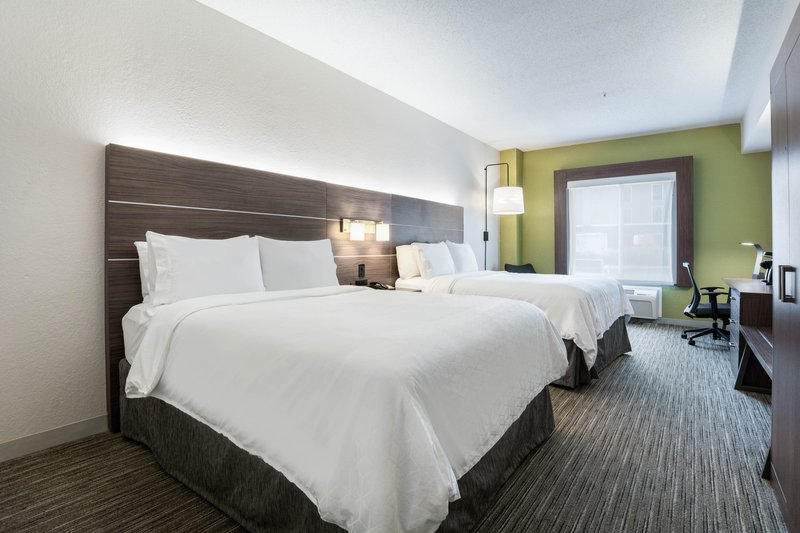 Holiday Inn Express Suites Jasper-Double Bed Guest Room<br/>Image from Leonardo