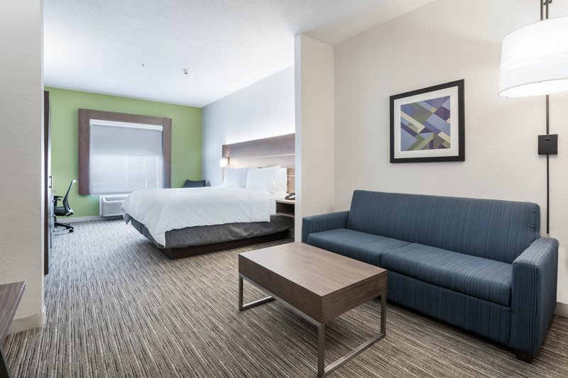 Holiday Inn Express Suites Jasper-Suite<br/>Image from Leonardo