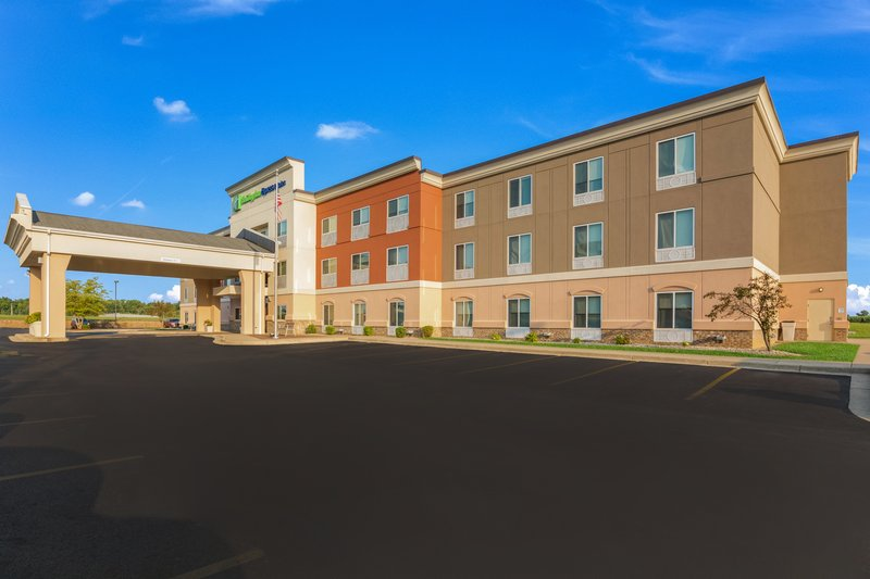 Holiday Inn Express Suites Jasper-Hotel Exterior<br/>Image from Leonardo