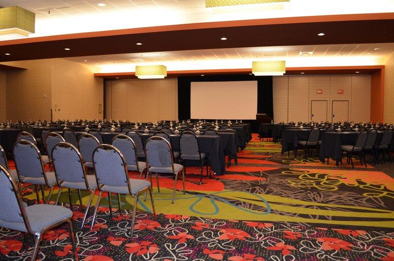 Holiday Inn Knoxville Downtown-Grand Pavilion Ballroom<br/>Image from Leonardo