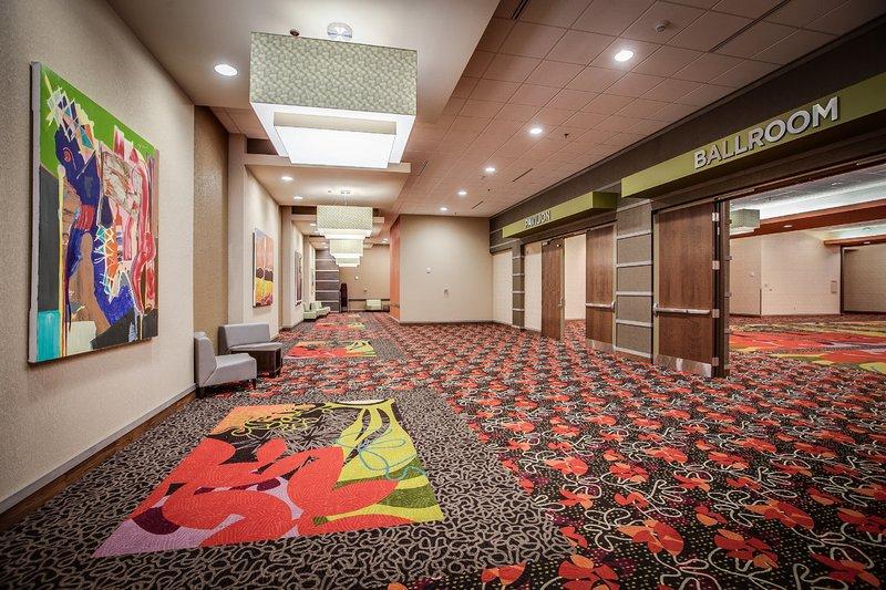 Holiday Inn Knoxville Downtown-Grand Pavilion Ballroom Foyer<br/>Image from Leonardo