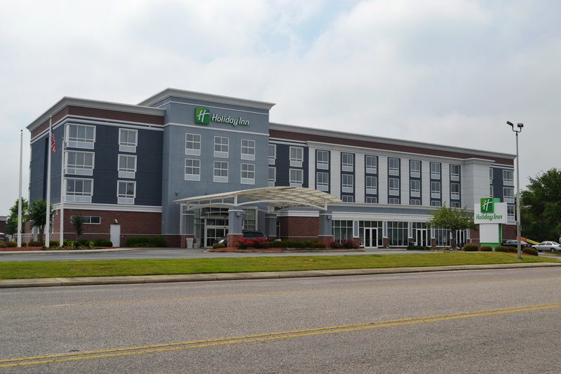Holiday Inn Santee-Hotel Exterior,Holiday Inn Santee, Located On I-95@exit 98, Close <br/>Image from Leonardo